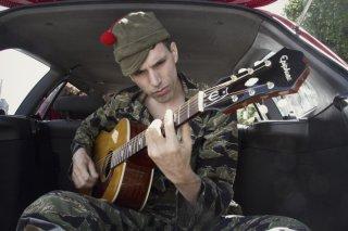 Francesco Brandi in Missione di pace