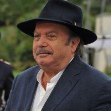 Il Commissario Pasquale Zagaria - alias Lino Banfi - protagonista dell'omonima miniserie