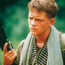 Michael J. Fox in Vittime di Guerra