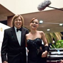 Christina Ricci con Nick Swardson in Bucky Larson: Born to be a Star