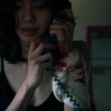 Kotoko: un'immagine tratta dal film di Shinya Tsukamoto