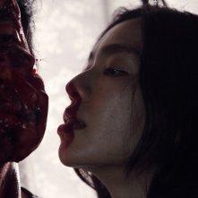 Kotoko: una scena del film