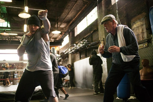 Nick Nolte E Tom Hardy In Warrior 214187