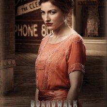 Boardwalk Empire: un character poster della stagione 2 per il personaggio di Kelly Macdonald