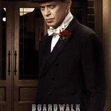 Boardwalk Empire: un character poster della stagione 2 per il personaggio di Steve Buscemi