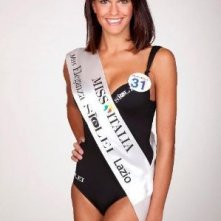 Eleonora Pierella concorrente a Miss Italia 2011