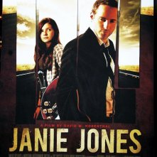 La locandina di Janie Jones