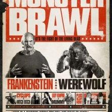 La locandina di Monster Brawl