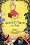 Locandina italiana del film d'animazione Brisby e il segreto di NIMH