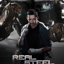 Nuova locandina di Real Steel