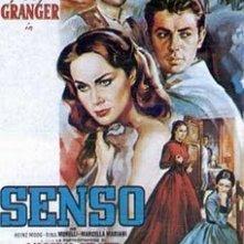 Senso, locandina del film
