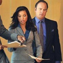 The Defenders: James Belushi e Jurnee Smollett nell'episodio Nevada v. Carter