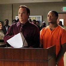 The Defenders: James Belushi e Romeo nell'episodio Nevada v. Killa Diz