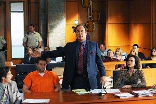 The Defenders: James Belushi in una scena dell'episodio Las Vegas v. Johnson