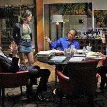 The Defenders: James Belushi, Jerry O'Connell, Jurnee Smollett e Tanya Fischer nel pilot della serie