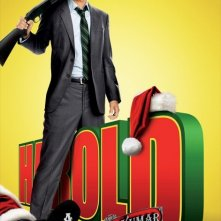 A Very Harold & Kumar Christmas: Character poster per John Cho