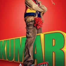 A Very Harold & Kumar Christmas: Character poster per Kal Penn