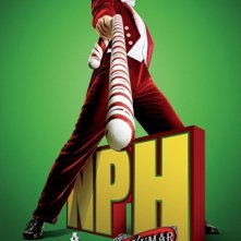 A Very Harold & Kumar Christmas: Character poster per Neil Patrick Harris