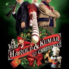A Very Harold & Kumar Christmas: Final Poster