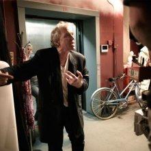 Abel Ferrara sul set del suo film 4:44 Last Day on Earth (2011)