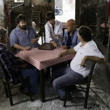 Bar Sport, una delle prime immagini del film