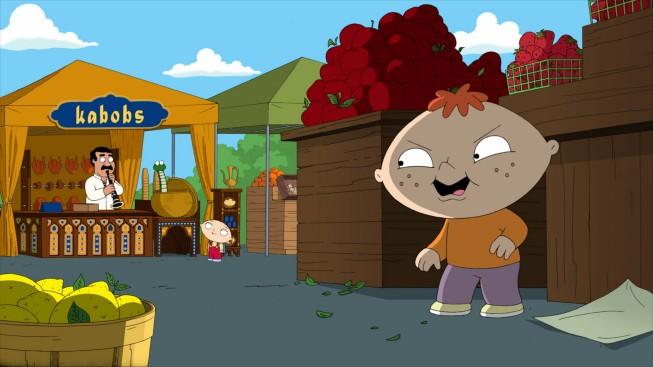 Bertram In Una Scena Dell Episodio The Big Bang Theory De I Griffin 214539
