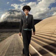 Fringe: Jasika Nicole in una foto promozionale della stagione 4