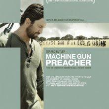 Machine Gun Preacher: nuovo poster