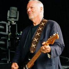 Una foto di David Gilmour