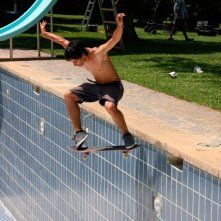 Wasted Youth, un'immagine del giovane skater protagonista