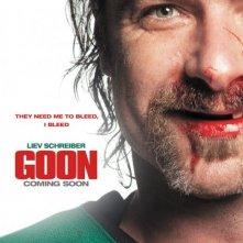 Goon: Character Poster per Liev Schreiber