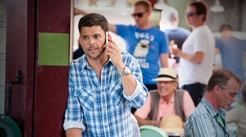 Jerry Ferrara In Una Scena Dell Episodio Second To Last Dell Ottava Stagione Di Entourage 214710