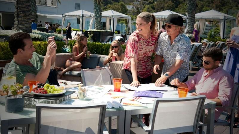 Jerry Ferrara In Una Scena Dell Episodio The Big Bang Dell Ottava Stagione Di Entourage 214705