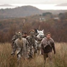 The Eagle: Jamie Bell in una immagine del film