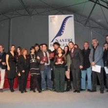 Tutti i Partecipanti dei Nastri d'Argento 2011