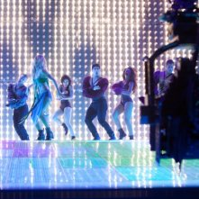 Glee: The 3D Concert Movie - una immagine del tour nordamericano delle star della serie