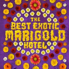 La locandina di The Best Exotic Marigold Hotel