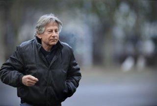 Roman Polanski sul set di Carnage (2011)