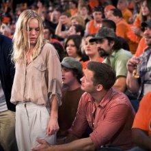 Cani di paglia: Kate Bosworth e James Marsden con Alexander Skarsgard