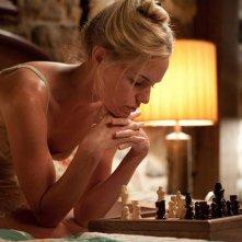Cani di paglia: Kate Bosworth in una sequenza