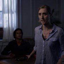 Episode 50: Eleanor Wilson in una sequenza del film con  Justin Brutico