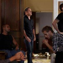 Episode 50: Justin Brutico in una scena con Natalie Wetta e Josh Folan