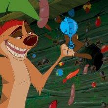 Il Re Leone: una sequenza del film Disney