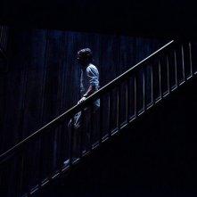 James Marsden in Cani di paglia: una suggestiva sequenza del film