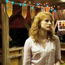 Jessica Chastain in una scena del film Texas Killing Fields