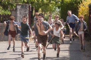 La guerre des boutons (2011) i giovani protagonisti del film