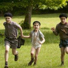 La guerre des boutons (2011) i piccoli protagonisti del film