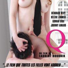 Q: una locandina non censurata del film