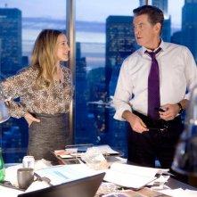 Sarah Jessica Parker e Pierce Brosnan in Ma come fa a far tutto?