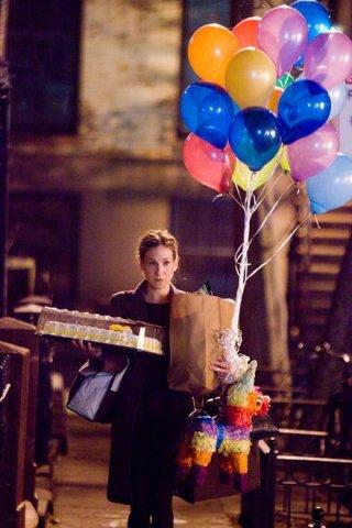Sarah Jessica Parker in Ma come fa a far tutto? alle prese con i preparativi per un party